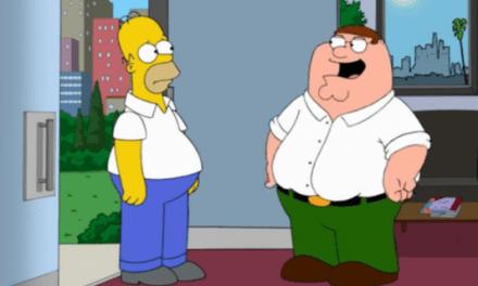 Quand les Simpson rencontre les Griffin