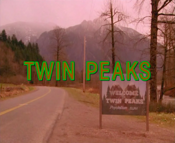 david lynch - Twin Peaks : des arbres, un meurtre et tout le génie de David Lynch twinpeakstitle