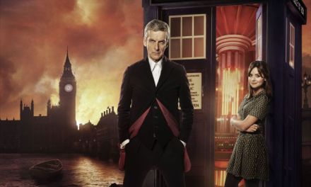Doctor Who 8×02 Into the Dalek