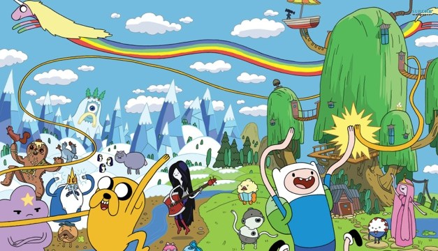 Adventure Time : le meilleur de l'animation