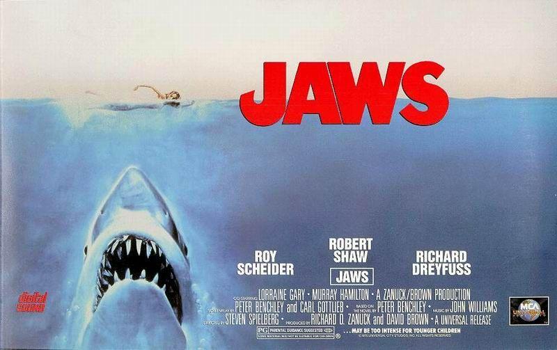 Les Dents de la Mer : trois hommes et un requin