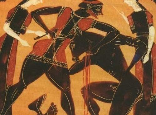 L'Odeur du Minotaure, premier roman de Marion Richez