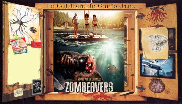 Cabinet de Curiosités : Zombeavers débarque en septembre en France