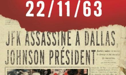 11/22/63, le roman de Stephen King adapté par J.J. Abrams