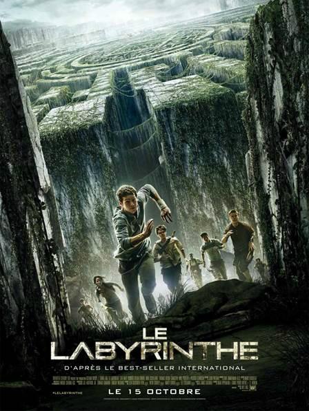 15 octobre 2014 - Le Labyrinthe, de Wes Ball : the Blade Runner