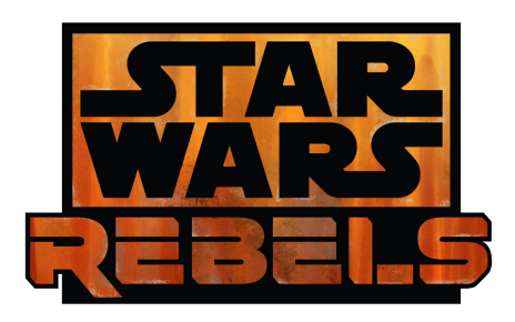 star wars - Star Wars Rebels 1x01 Spark of Rebellion  Rebels logo big