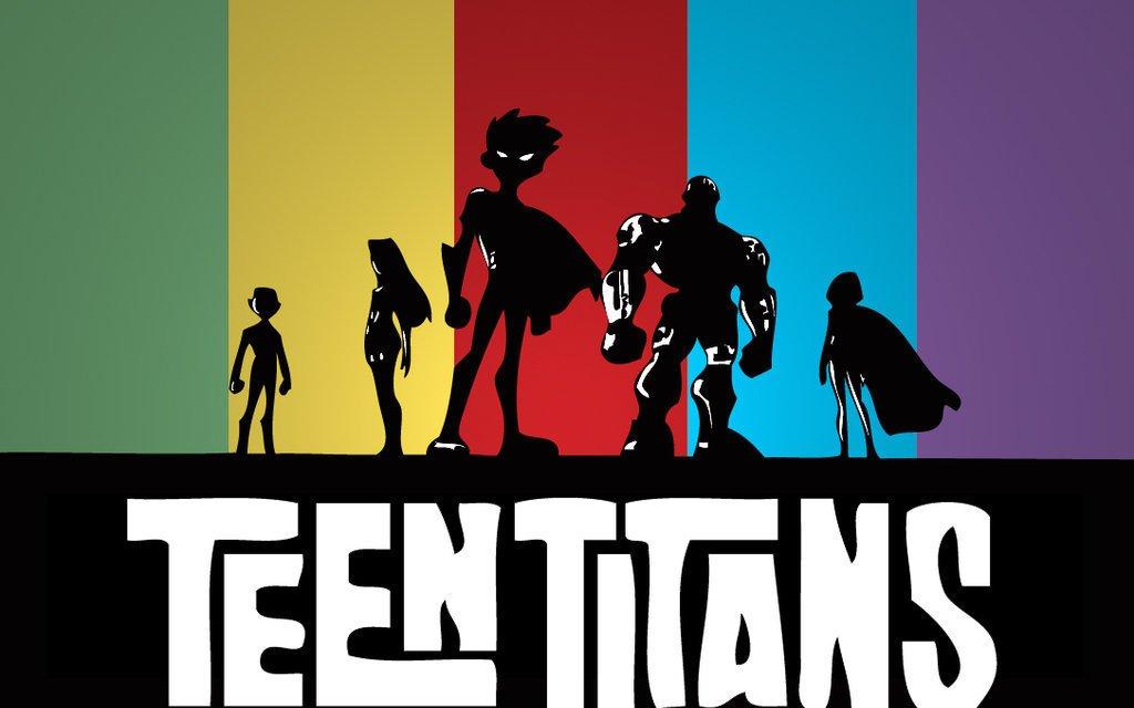 Une série sur les Teen Titans à la TV