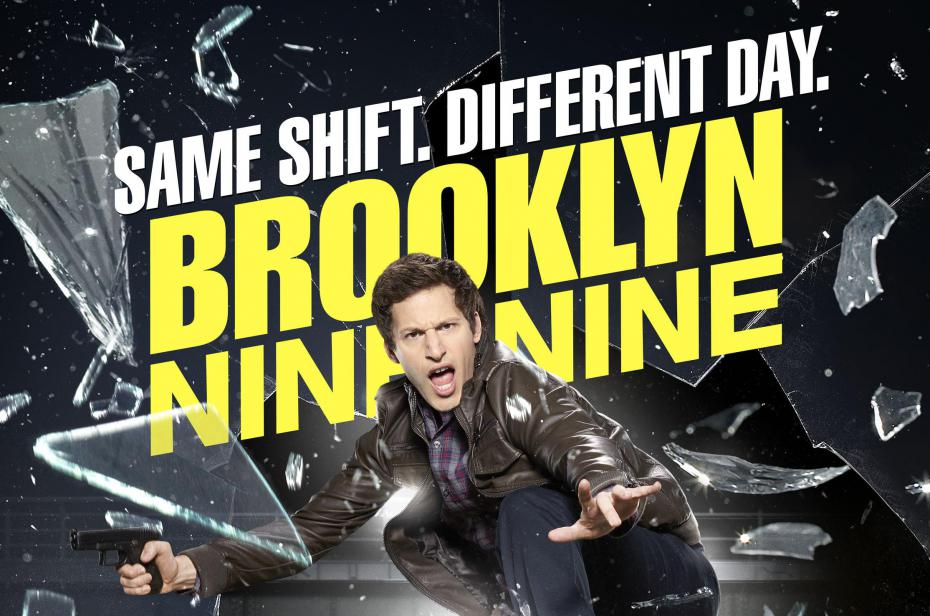 rentrée séries 2014 - Brooklyn Nine-Nine 2x01 Undercover brooklyn nine nine saison 2 affiche