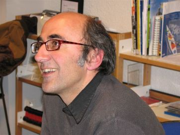 Dominique Fabre, auteur des Photos volées