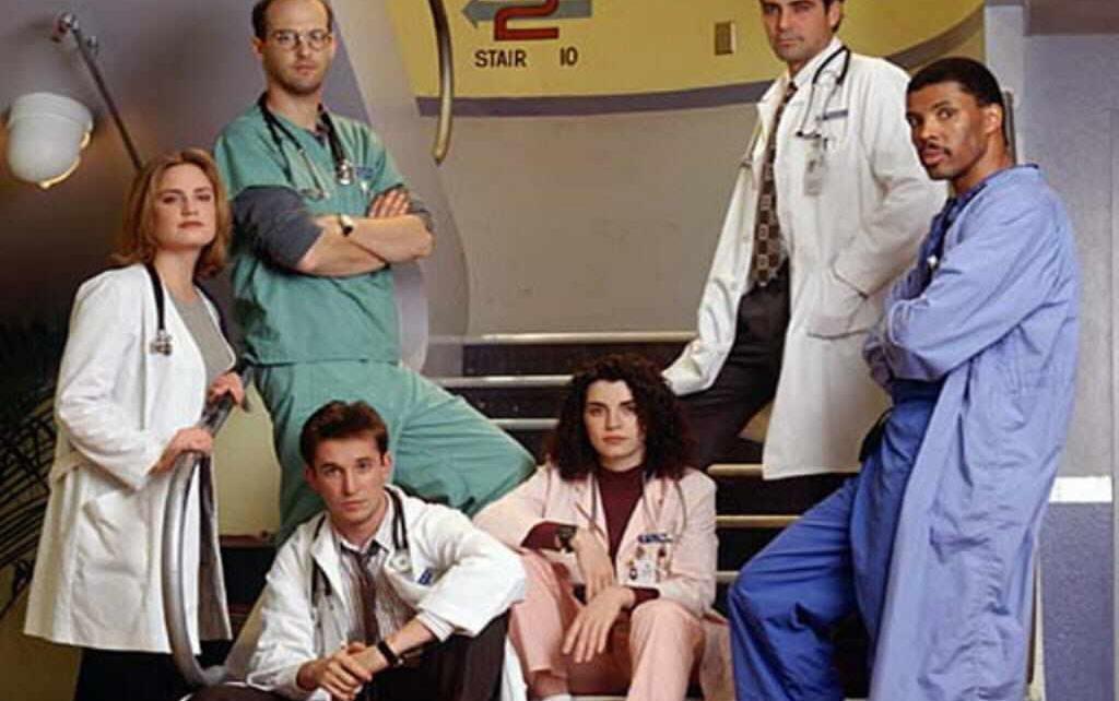 """urgences - Urgences a 20 ans : retour sur le bien nommé """"Pilote"""" urgences 20 ans couv"""