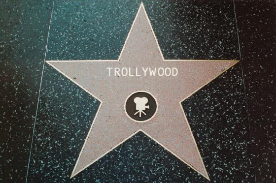 Lancement de Trollywood