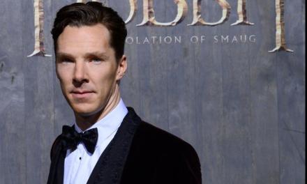 Cumberbatch est Docteur Strange