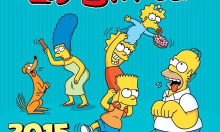 Les Simpsons sur votre mur ?
