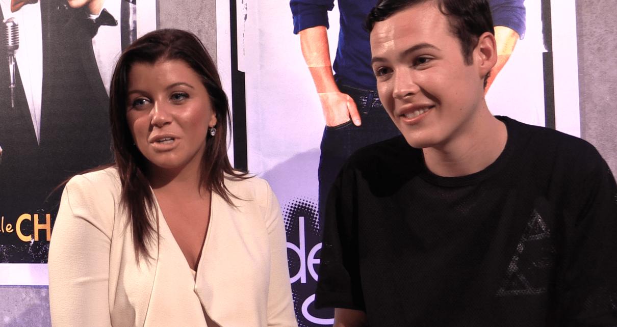 canalsat - Degrassi : Nouvelle Génération - Jenna et Tristan en interview