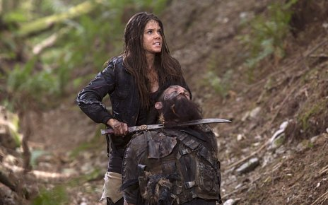 the 100 saison 2 - The 100 2x02 Inclement Weather