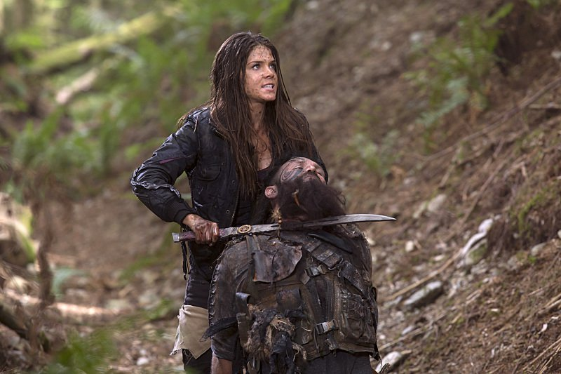 the 100 saison 2 - The 100 2x02 Inclement Weather  The 100 2x02 Inclement Weather