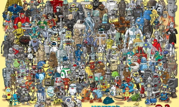 Cine + met à l'honneur les robots au cinéma