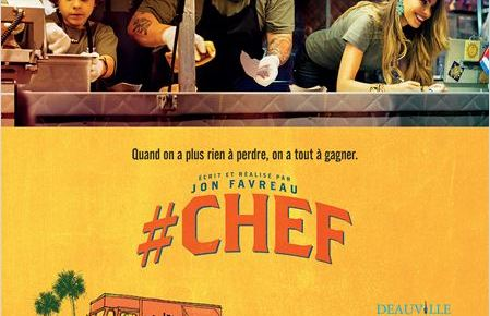 chef - #Chef : Reconversion en papillote affiche chef