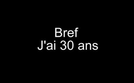 30 ans - De nouveaux épisodes de Bref pour les 30 ans de Canal Plus bref canal