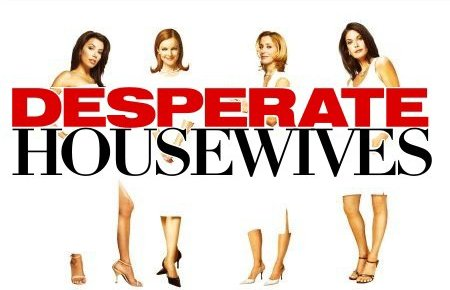 amenez-moi le pilote - Desperate Housewives 2004 - 2014