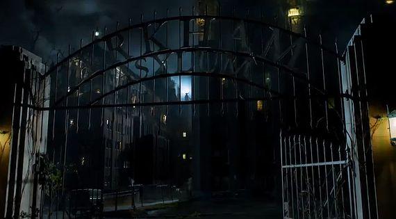 Gotham 1×04 : Arkham