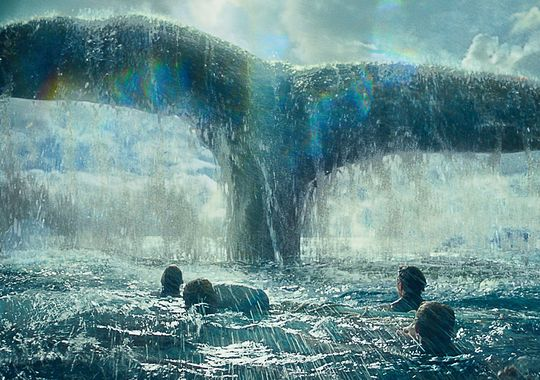 hzeart of the sea - Ron Howard présente son Moby Dick avec Heart of the Sea in the heart of the sea image