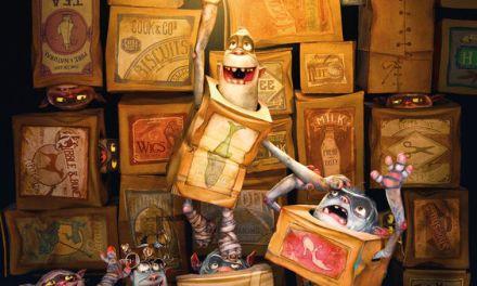 Les Boxtrolls : Boîtes à Conserver