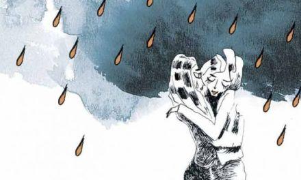 Le livre qui console : florilège sur le thème des larmes