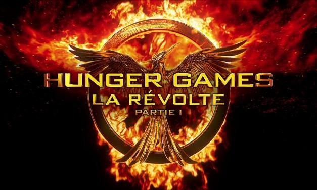 Hunger Games : La Révolte – Partie 1