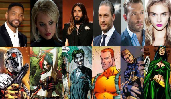 Suicide Squad : le casting officiel et les possibles ...