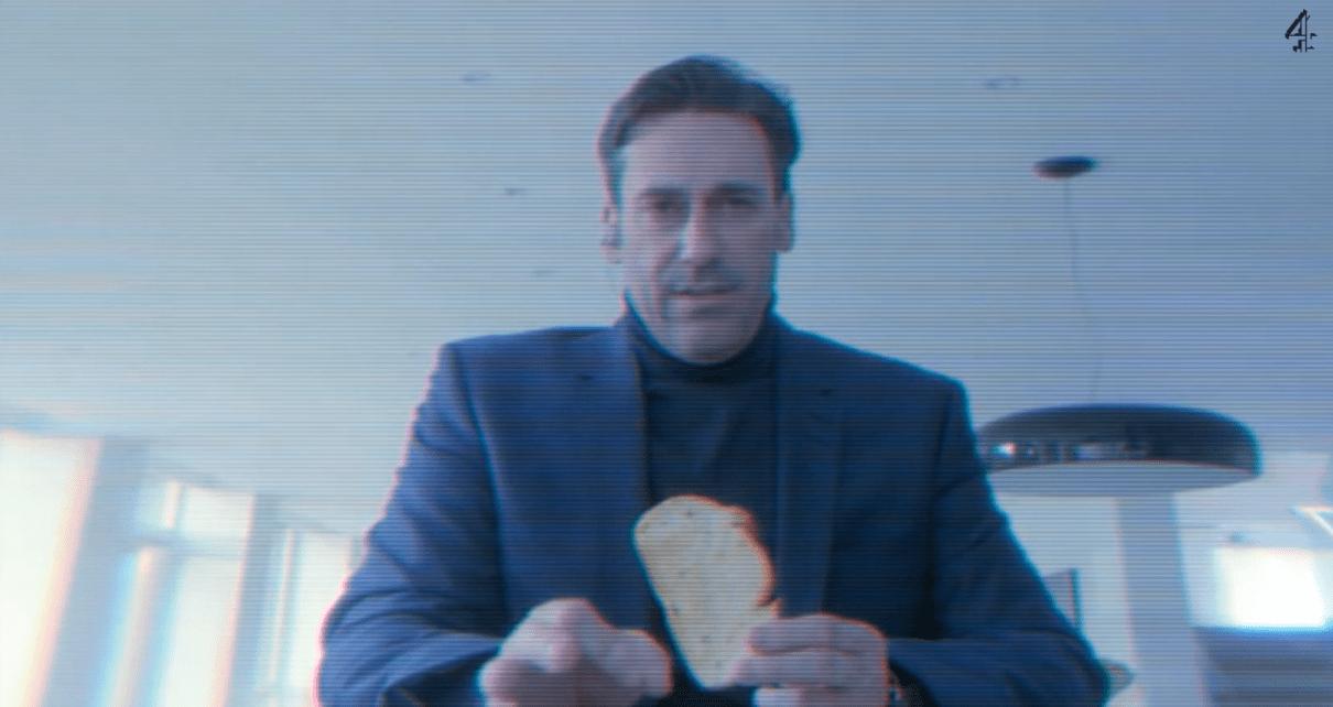 black mirror - Black Mirror : Découvrez la bande-annonce de l'épisode de Noël