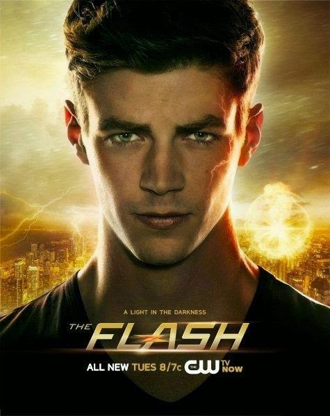 The Flash 1×09 The Man in the Yellow Suit