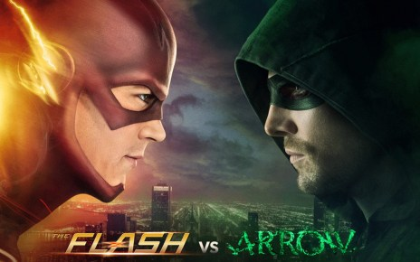 arrow - Superbe vidéo crossover Flash / Arrow flashvsarrow