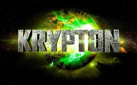 dc comics - SyFy développe bien une série Krypton krypton series logo