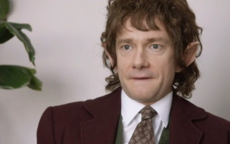 le hobbit - Quand le Hobbit rencontre The Office martin freeman the hobbit the office snl