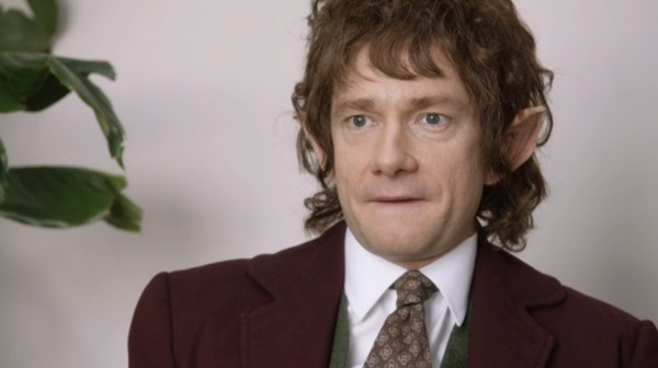 le hobbit - Quand le Hobbit rencontre The Office