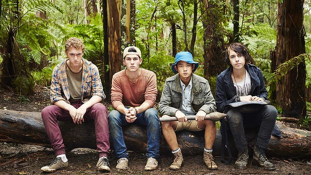 Nowhere Boys – Saison 1