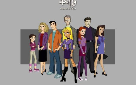 buffy - UE : Buffy The Animated Series buffyanimatedgroup 0800