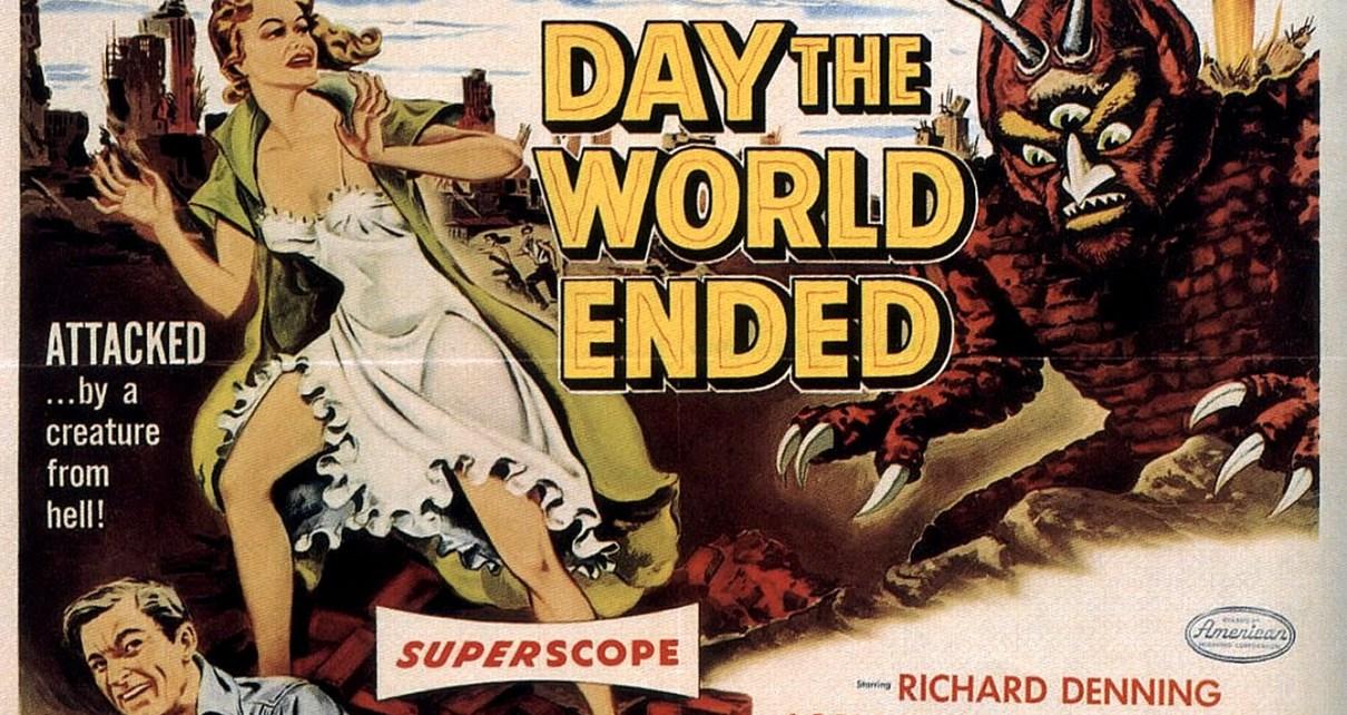 univers partagé - Après Marvel, DC et Universal, un nouvel univers partagé au cinéma day the world ended 1955