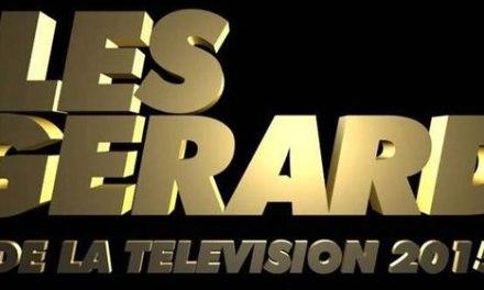 Les gagnants des Gérard de la TV