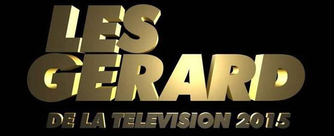 Les Gérard de la Télévision : les résultats