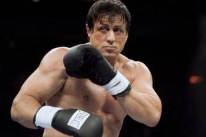 Stallone dans Rocky Balboa @MGM