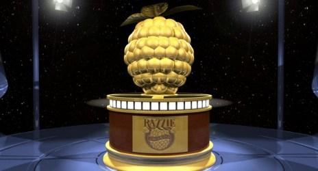 Razzie awards - Razzie Awards: les pires films de 2016 enfin nommés razzie awards 2014 resultats une