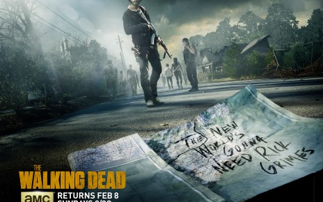 Walking Dead - Teaser pour le retour de Walking Dead the walking dead poster season 5