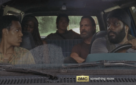 Walking Dead - The Walking Dead 5x09 : What Happened and What's Going On 5WalkingDead9.1