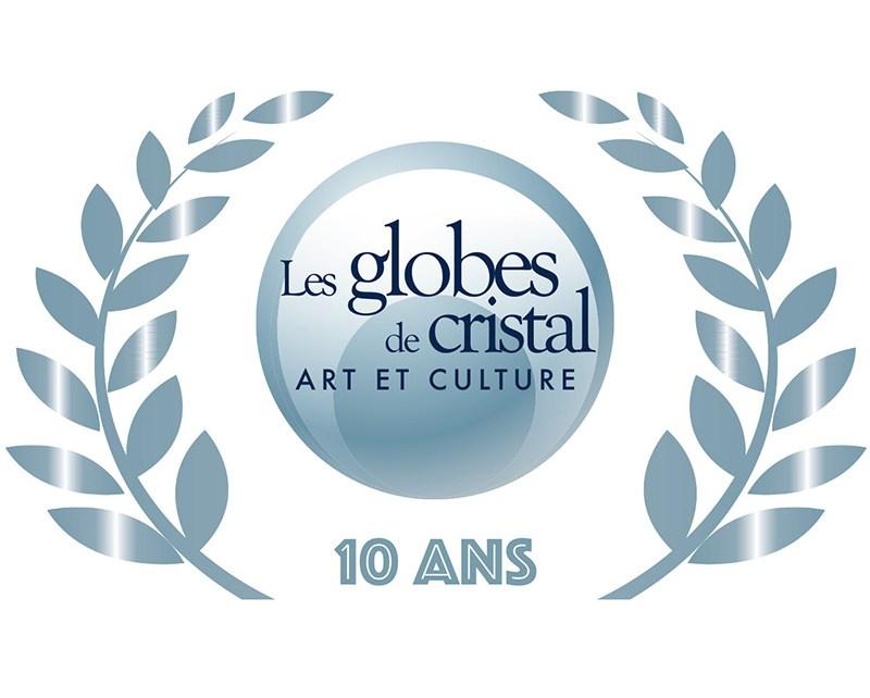 globes de cristal - Globes de Cristal 2015 : les nommés GDC Logo
