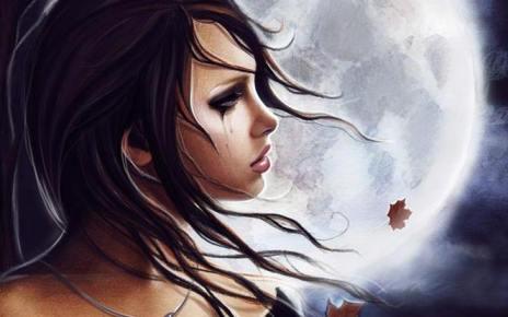 cécile guillot - Le chant de la lune, le dernier volet de Fille d'Hécate chant lune hecate couv