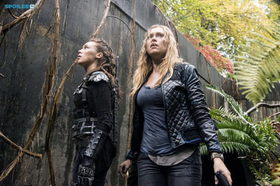 The 100 saison 2 - The 100 2x10 Survival of the Fittest