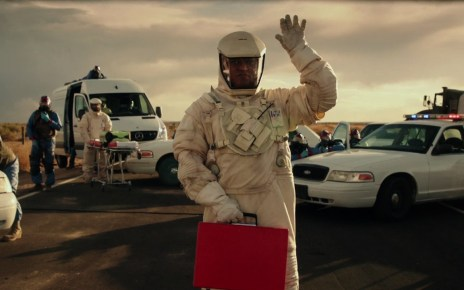 laurence fishburne - The Signal : Run Nick Run the signal