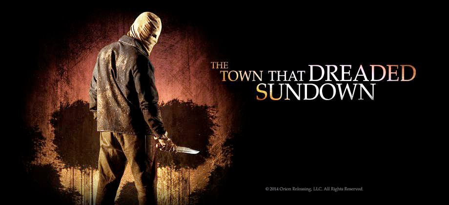 The Town That Dreaded Sundown : remake original